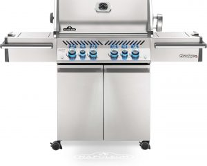 Napoleon Prestige PRO500 Gas Grill Natural Gas and Propane Options Available